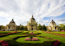 Nubi di Budapest Fotografia Stock Libera da Diritti