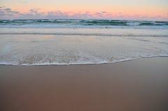 Nubi di tramonto Fotografia Stock Libera da Diritti