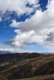 Nubi (Tibet Chian) immagini stock libere da diritti