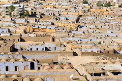nubian χωριό Στοκ εικόνα με δικαίωμα ελεύθερης χρήσης