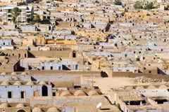Nubian Dorf Lizenzfreies Stockbild
