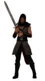Nubian krigare för fantasi Royaltyfri Fotografi