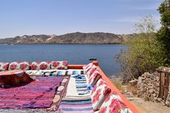 Nubian view Stock Image