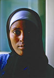 Nubian Woman, Egypt Stock Photography