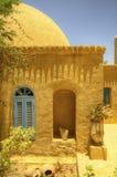 Nubijczyk kopuły stylowy dom Fotografia Royalty Free