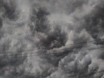nublado Fotos de archivo