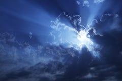 Nublado Fotos de archivo libres de regalías