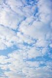 Nublado Imagenes de archivo