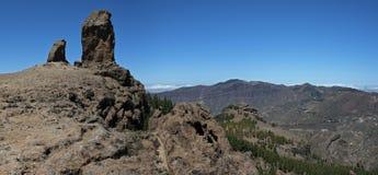nublo roque 库存照片