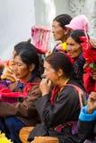 NUBRA, INDIA-SEPTEMBER 6: Ladakh People 6, 2011 in Nubra, India. Stock Images