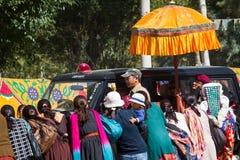 NUBRA, INDIA-SEPTEMBER 6: Ladakh People 6, 2011 in Nubra, India. Stock Photography
