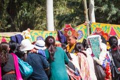 NUBRA, INDIA-SEPTEMBER 6: Ladakh People 6, 2011 in Nubra, India. Royalty Free Stock Photo