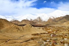 Nubra valley Stock Images