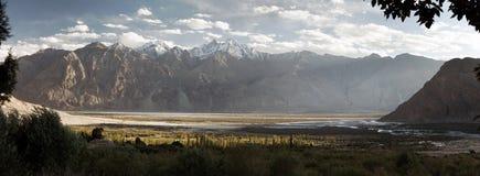 Nubra valley - Indian himalayas - Ladakh Royalty Free Stock Photos