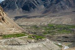 Nubra Valley,Ladakh,India. Stock Photography