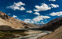 NUBRA VALLEY Stock Photo