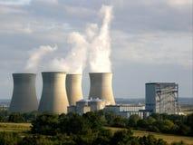 Nucléaire Photo stock