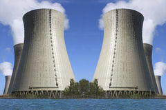 Nuclear Royalty Free Stock Photo