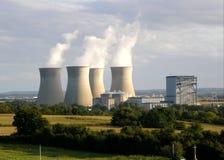 Nuclear Foto de archivo