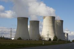 Nuclear Energy Royalty Free Stock Image