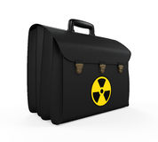 Nuclear Football Briefcase Royalty Free Stock Photo