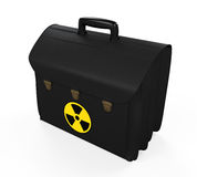 Nuclear Football Briefcase Stock Image