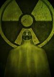Nuclear hazard Royalty Free Stock Photos
