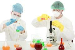 Nuclear medicine Stock Image