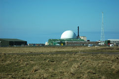 Nuclear Power. Dounreay nuclear power sation in the far north of scotland. Being decomminssioned Royalty Free Stock Photography