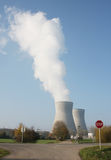 Nuclear power Royalty Free Stock Image