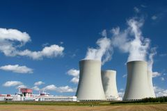 Nuclear Power Plant Stock Photos