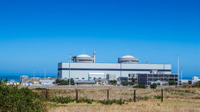 Nuclear power plant, Koeberg, South Africa. Nuclear power plant, Koeberg, Western Cape, South Africa Royalty Free Stock Photography