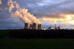 Free Nuclear Power Plant Temelin Stock Photos - 173153573