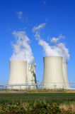 Nuclear power station 17 Royalty Free Stock Image
