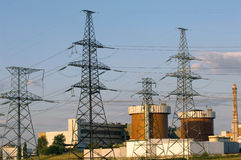 Free Nuclear Power Station Stock Photo - 6462830