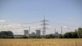 Nuclear Power Station Stock Photos