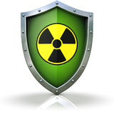 Nuclear protection Stock Photos