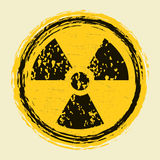 Nuclear radiation Stock Images