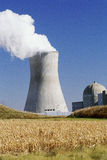 Nuclear reactor stock photography