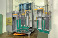 Nuclear reactor Stock Images