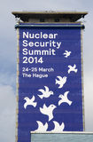 Nuclear Security Summit 2014 Royalty Free Stock Images