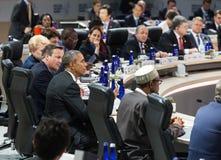 Nuclear Security Summit in Washington, 2016 Stock Photo