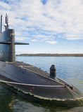 Nuclear submarine. Stock Photo