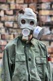 Nuclear tourist Stock Photos