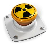 Nuclear war concept Royalty Free Stock Photography