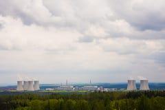 Nucleare Fotografie Stock