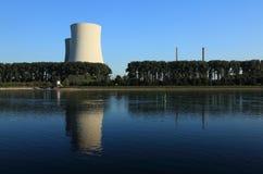 NuclearPowerPlant 02 Foto de Stock
