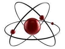 nucleus vektor illustrationer