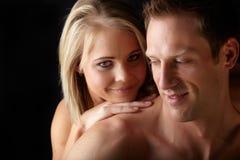 Nude Couple Royalty Free Stock Photo