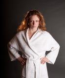 nude redhead Στοκ Εικόνα